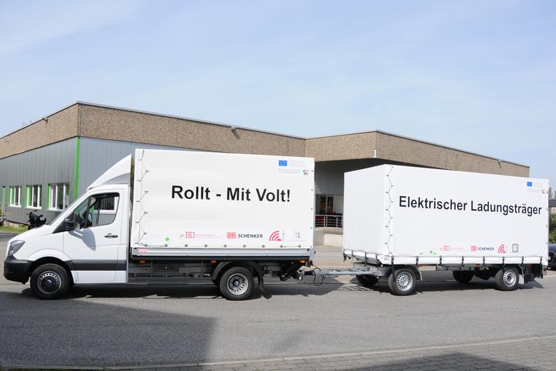 Elektro-Lastwagen